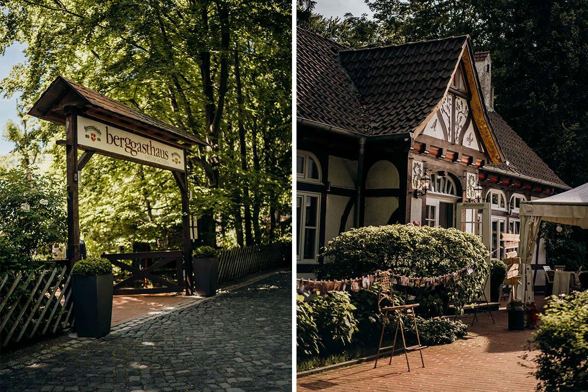 Boho Wald Hochzeit Hannover