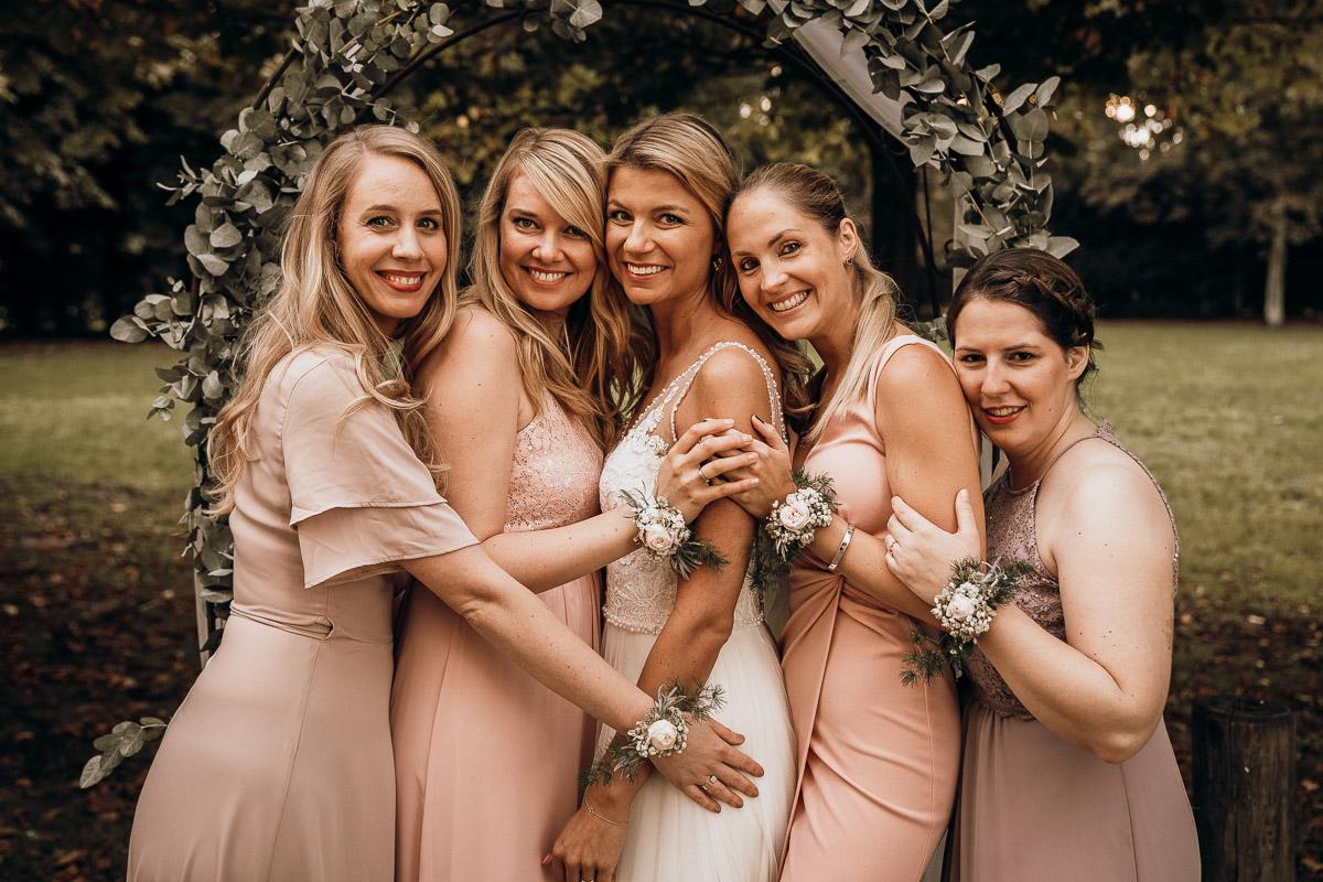 Brautjungfern Bilder hochzeit