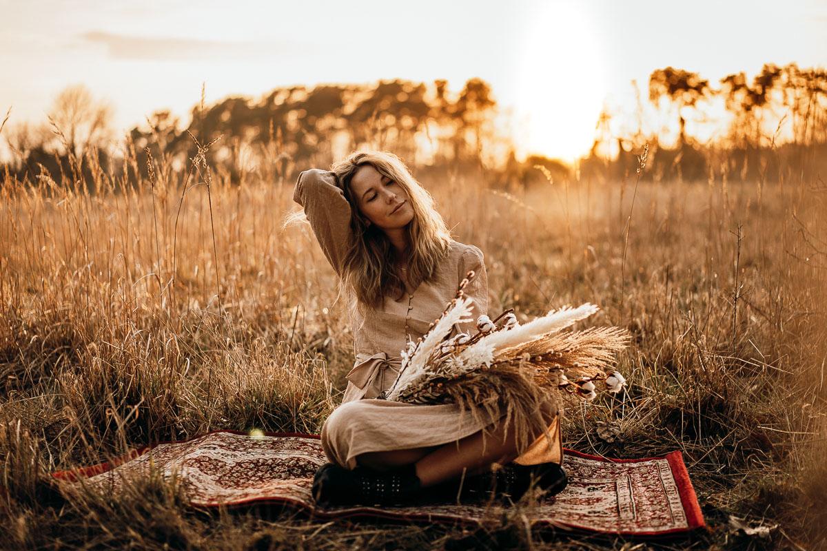 Bohemian Portrait Shoot