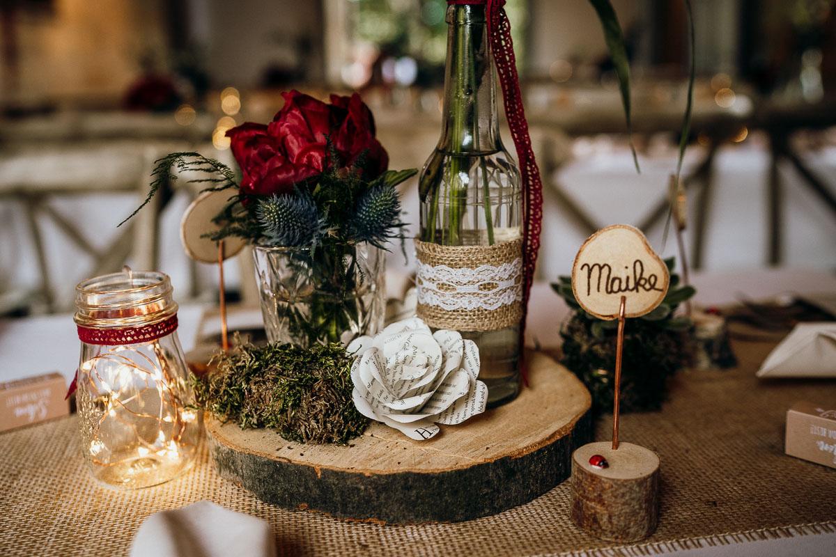 diy hochzeitsdeko wedding osnabrueck - karina sowa