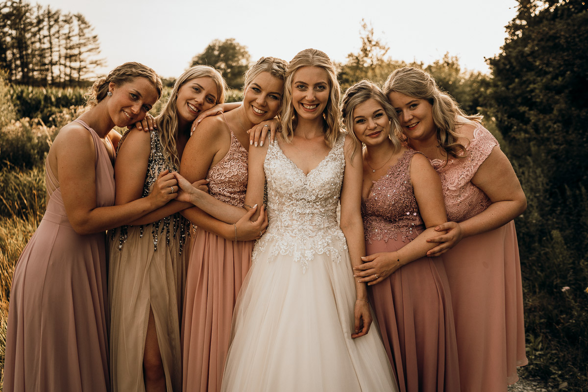 bridesmaid Bilder hochzeit