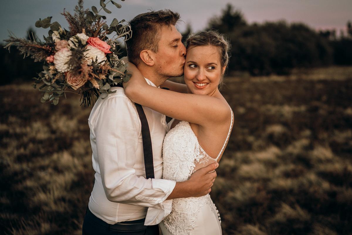 Hochzeitsshooting Winterberg Heide