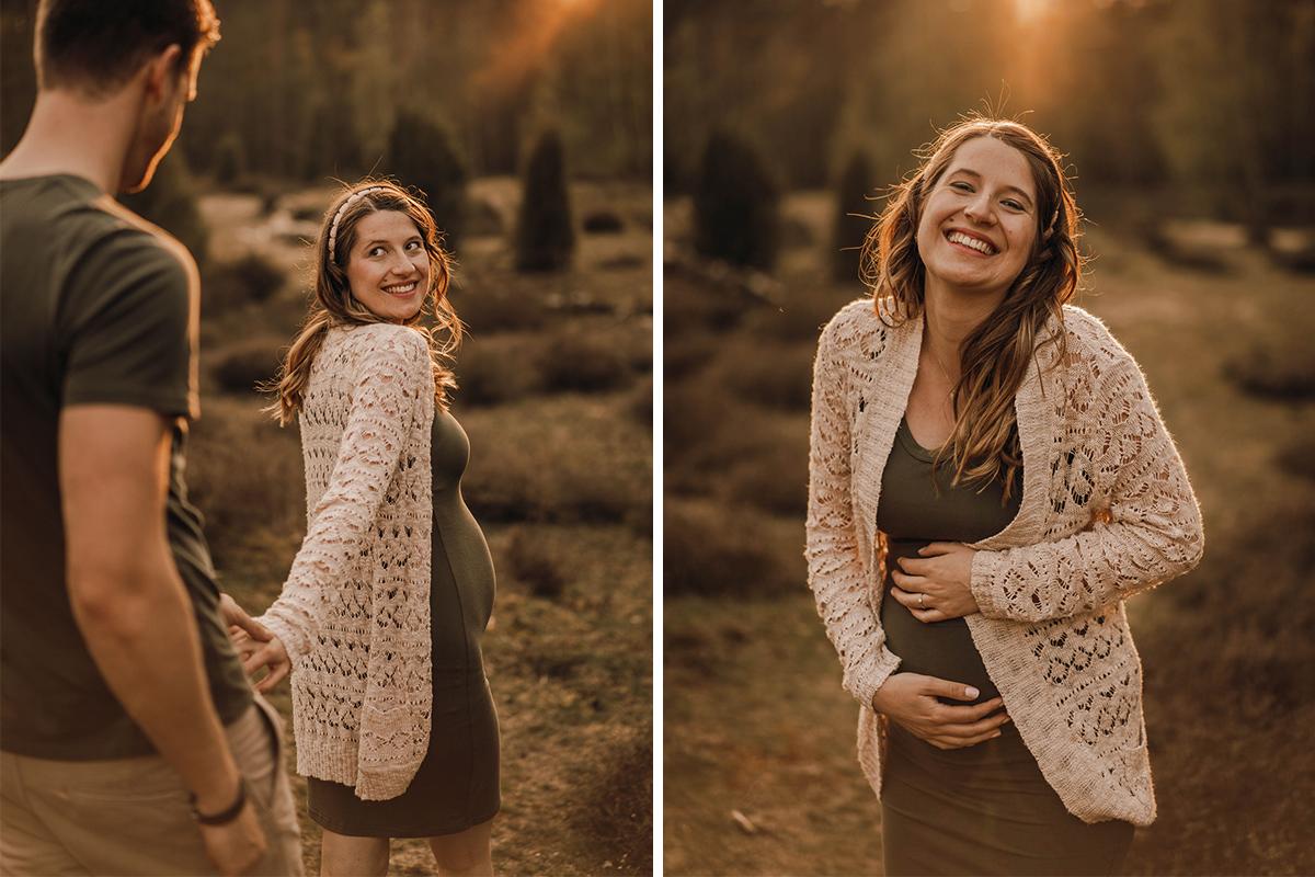 babybauch shooting muenster - Karina sowa