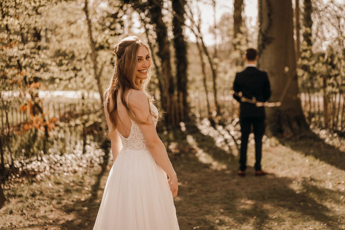 tiny wedding münster - Karina sowa